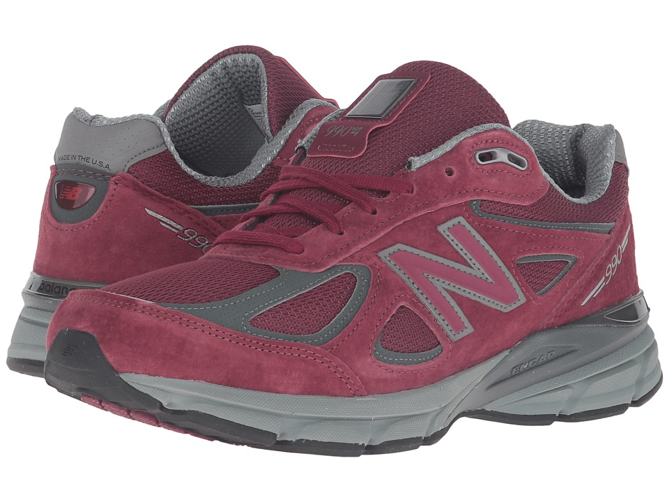 New Balance Trail Shoes Mens New Balance Black And Pink Shoes Red