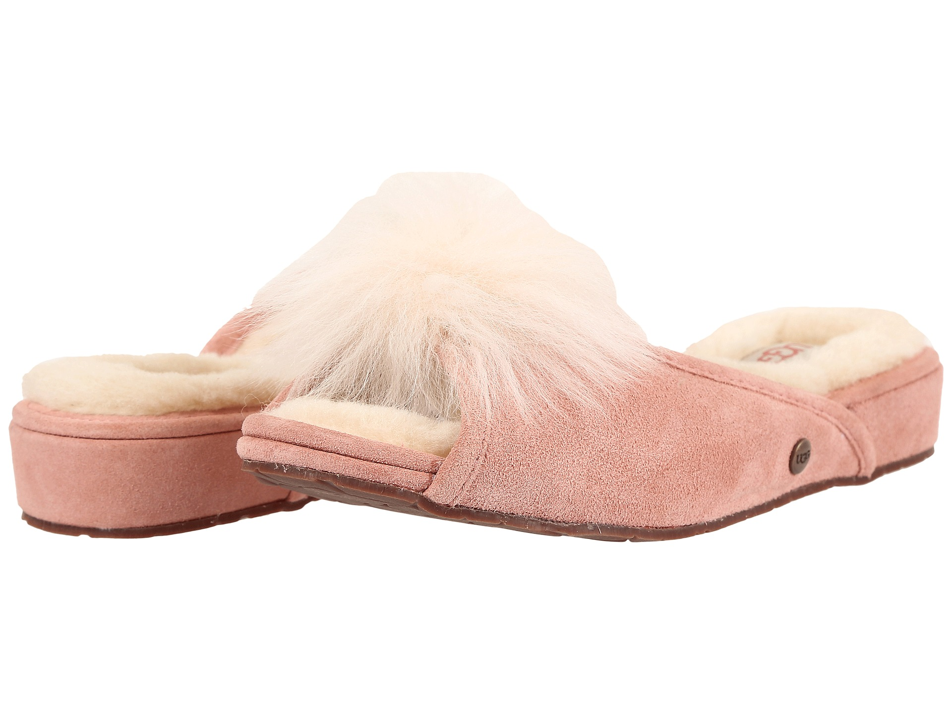 7b818b85034 Zappos Pink Ugg Slippers