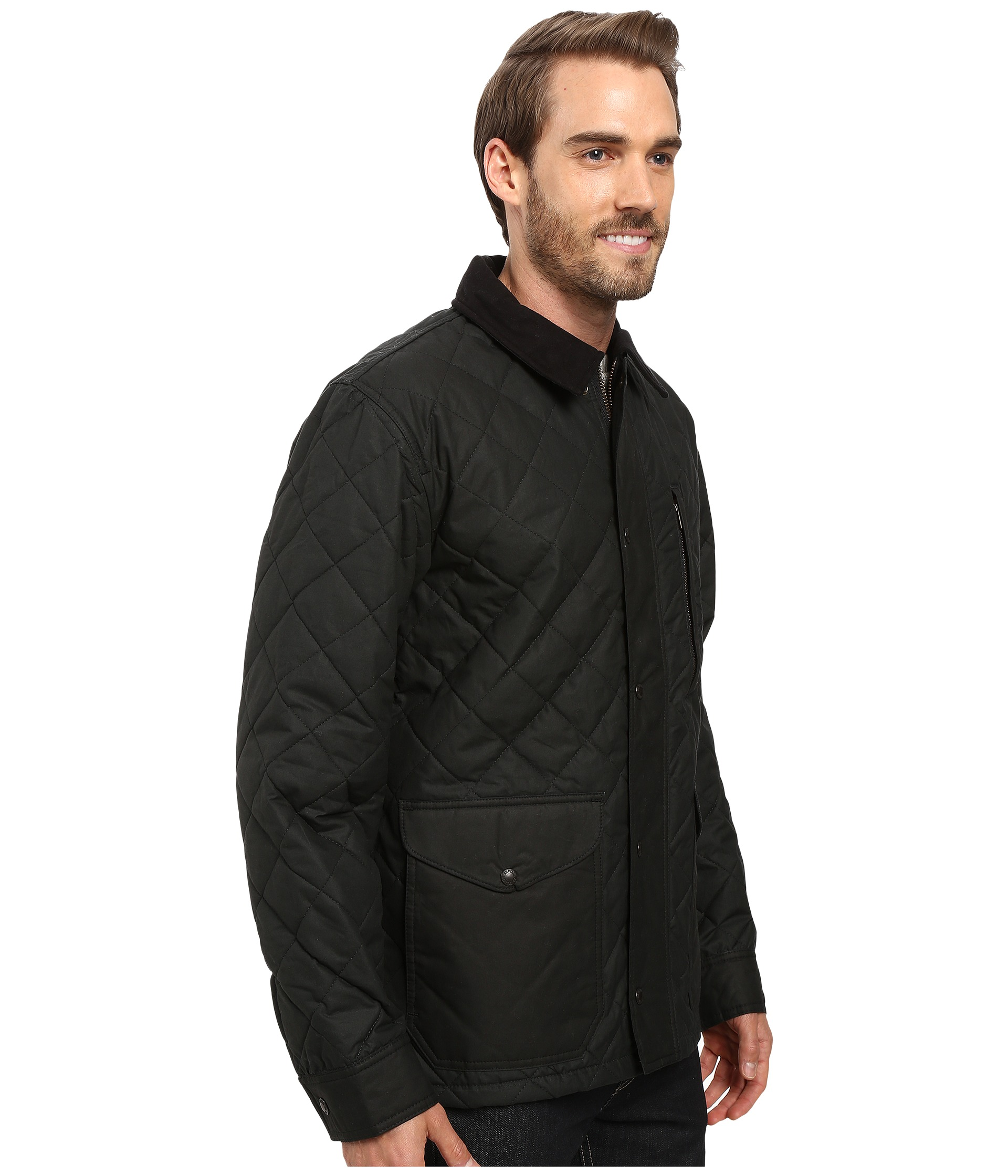 Good Filson Quilted Mile Marker At Filmorama Si