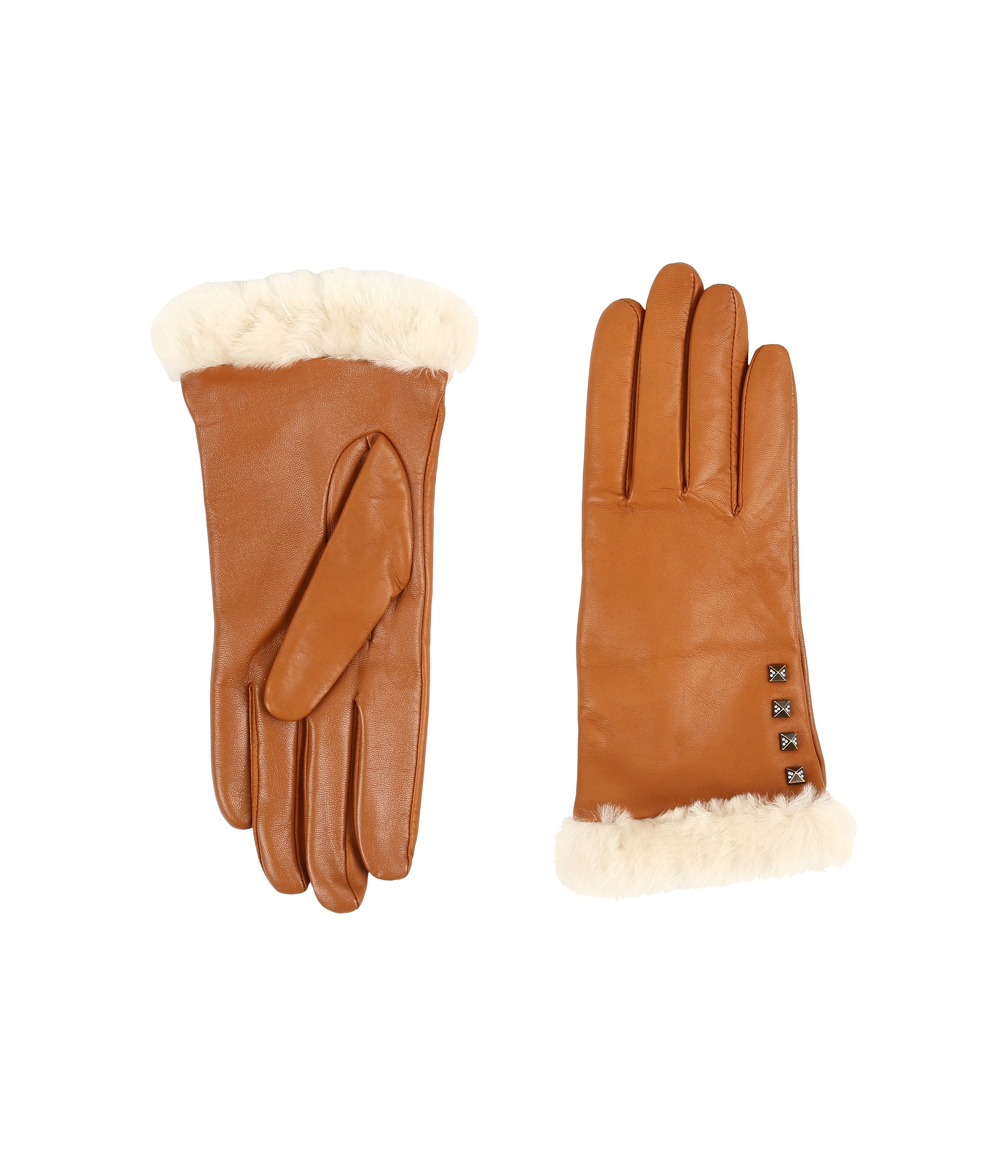 f9b96ab902a Ugg Leather Shearling Gloves - cheap watches mgc-gas.com
