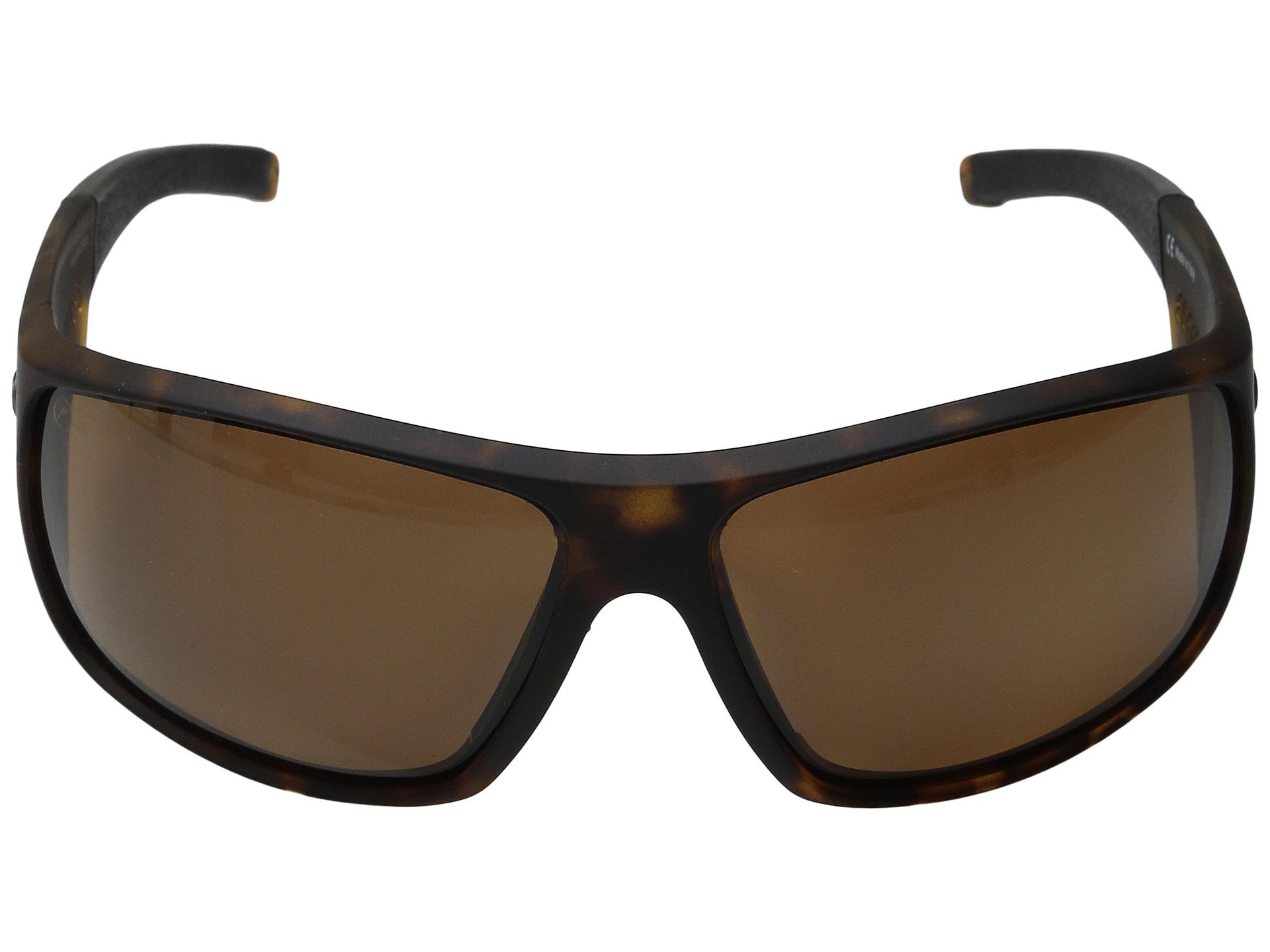 425c1f38de Electric Eyewear Backbone S Matte Tort Melanin Level 1 Bronze Polarized -  Zappos.com Free Shipping BOTH Ways