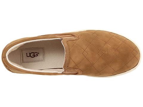 Ugg Fierce Deco Quilted Slip On Sneaker Women