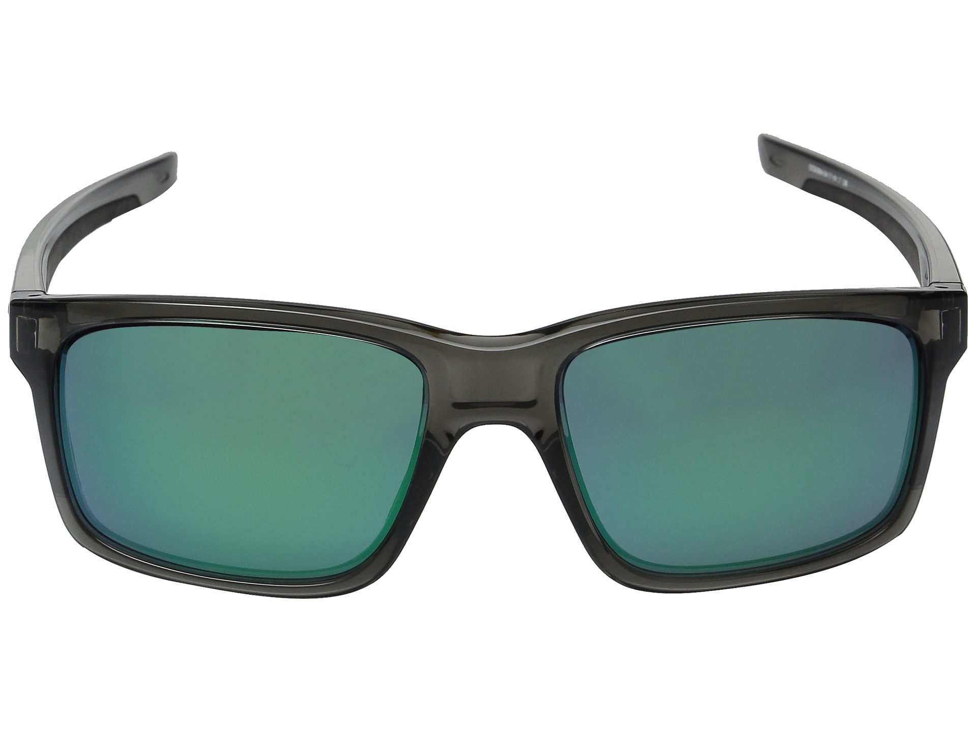5cf88f76ca Oakley Mainlink Sunglasses - Grey Smoke jade Iridium - Bitterroot ...