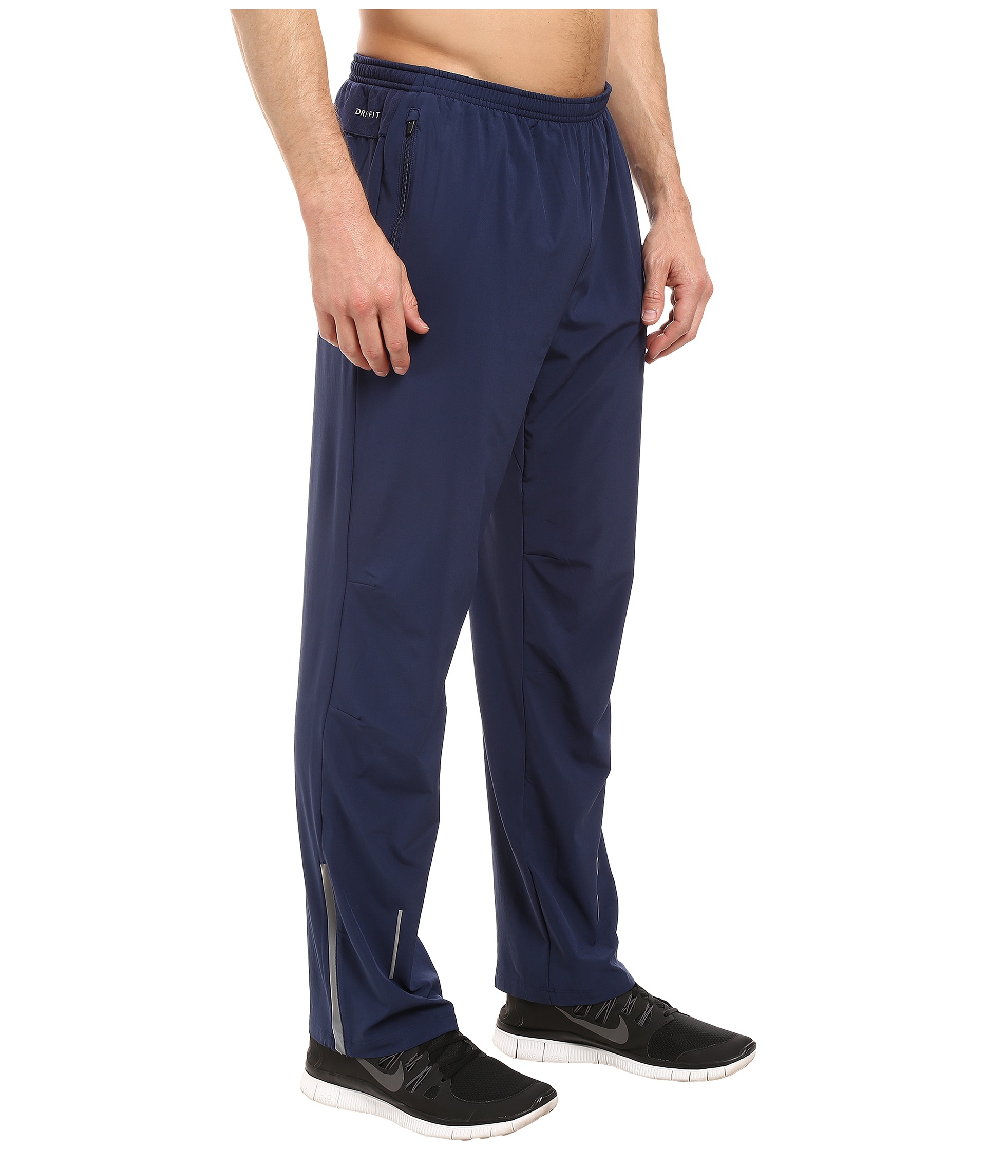 Nike Dri-FIT™ Stretch Woven Running Pant Midnight Navy ...