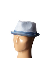 Color Blocked Chambray Hat Original Penguin