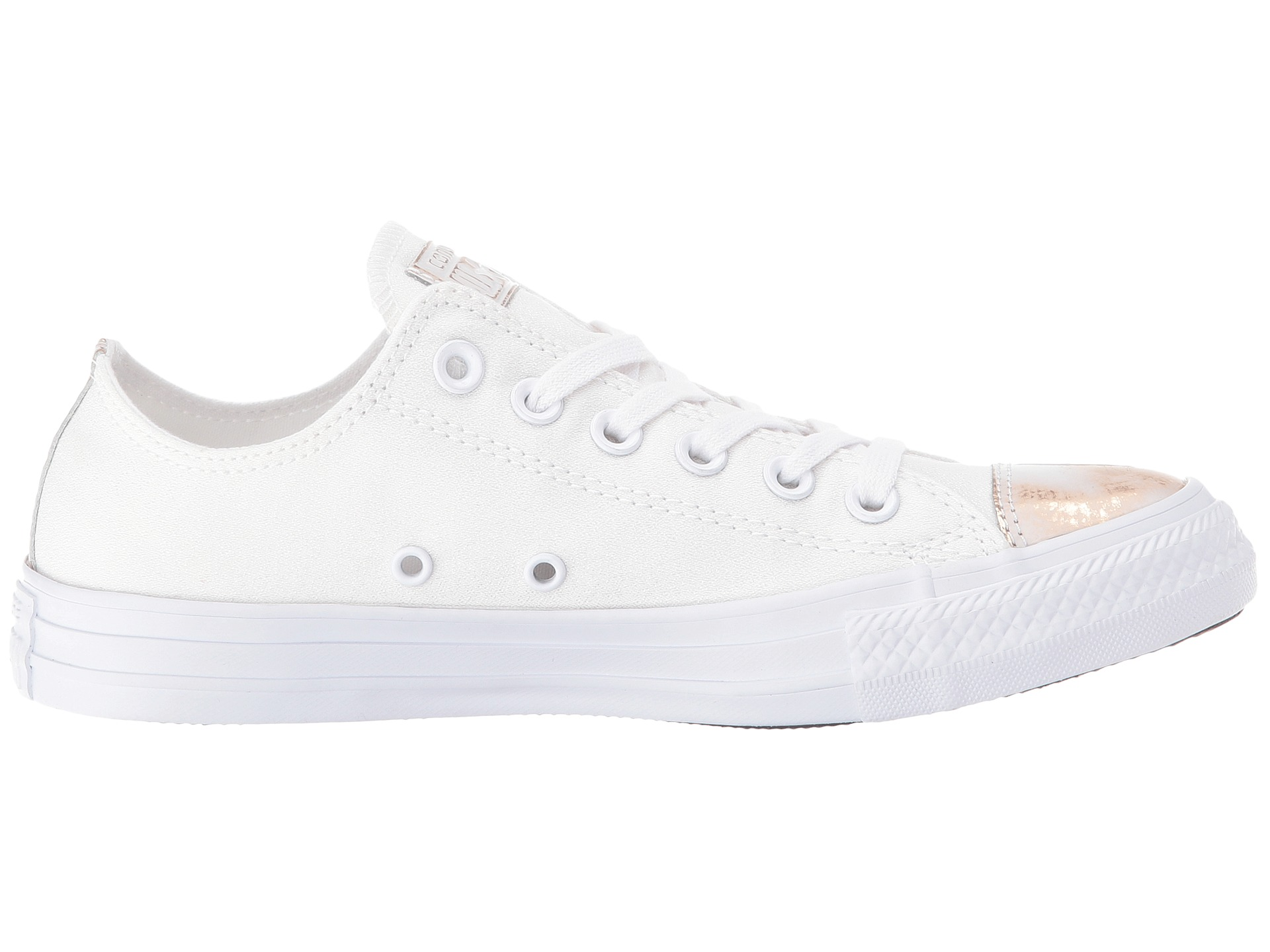 Shopping Product  Q White Converse Baby Shoes