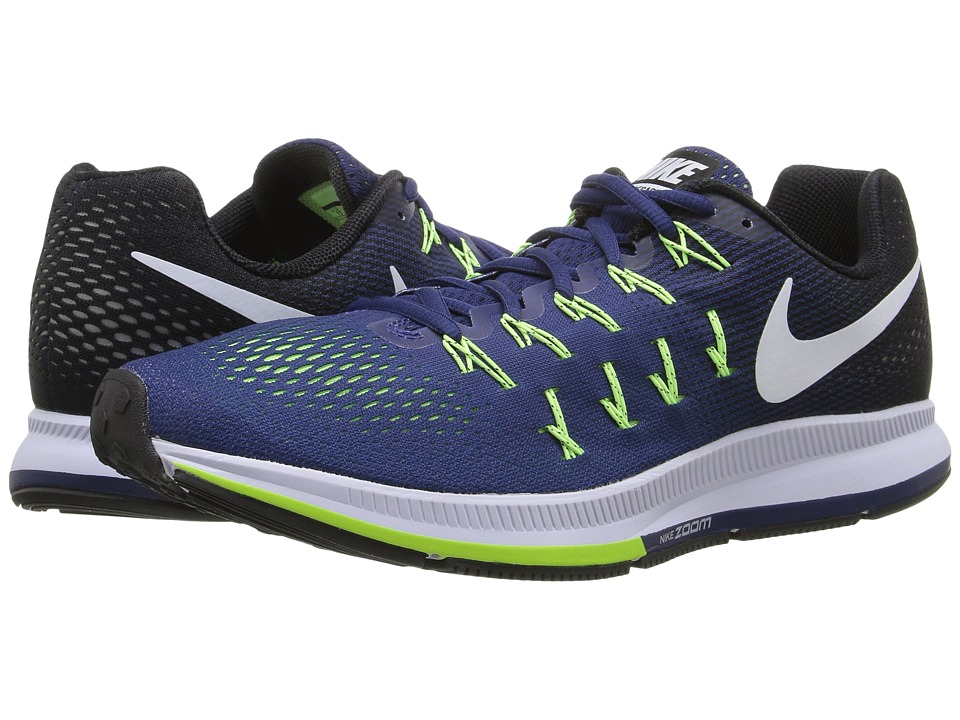size 40 5bc21 f3e09 ... nike air zoom pegasus 33 (loyal blue black ghost green white .
