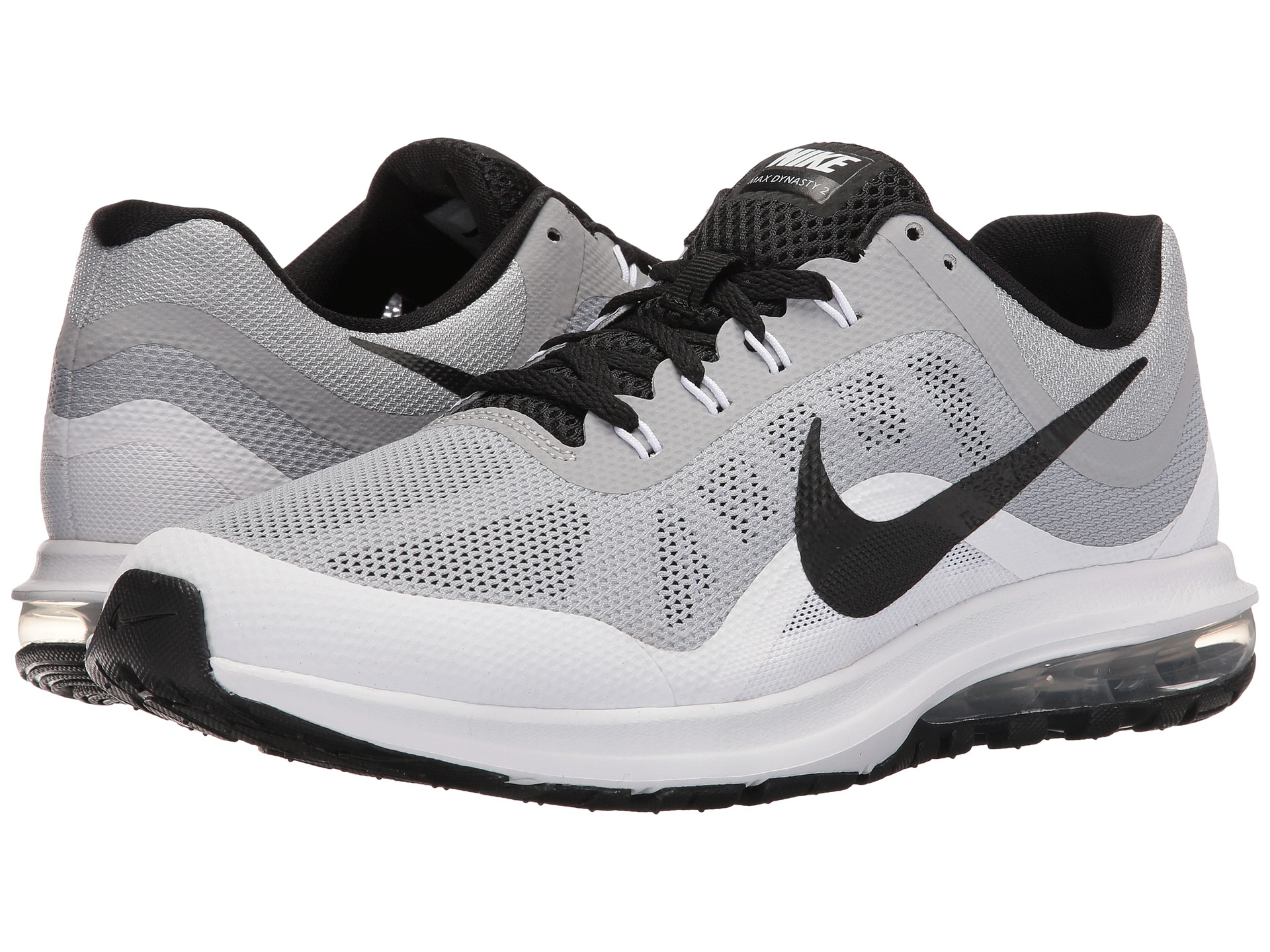 Nike Air Max Dynasty 2 Wolf Grey/White/White/Black ...