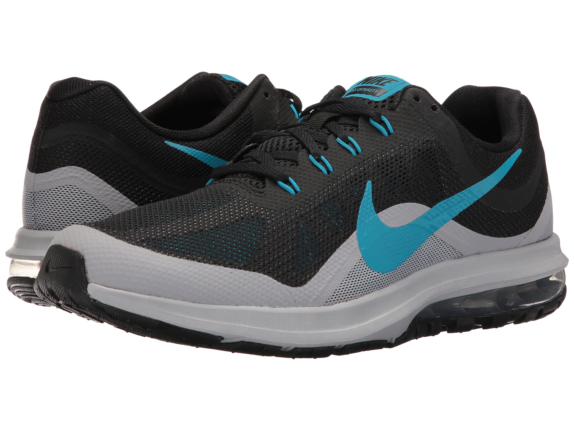 Nike Air Max Dynasty 2 Black/Blue Lagoon/Wolf Grey ...