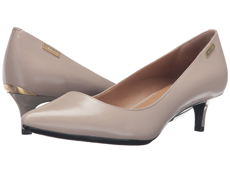 931362c18b7  139.00 More Details · Calvin Klein - Gabrianna (Clay Leather) Women s 1-2  inch heel Shoes