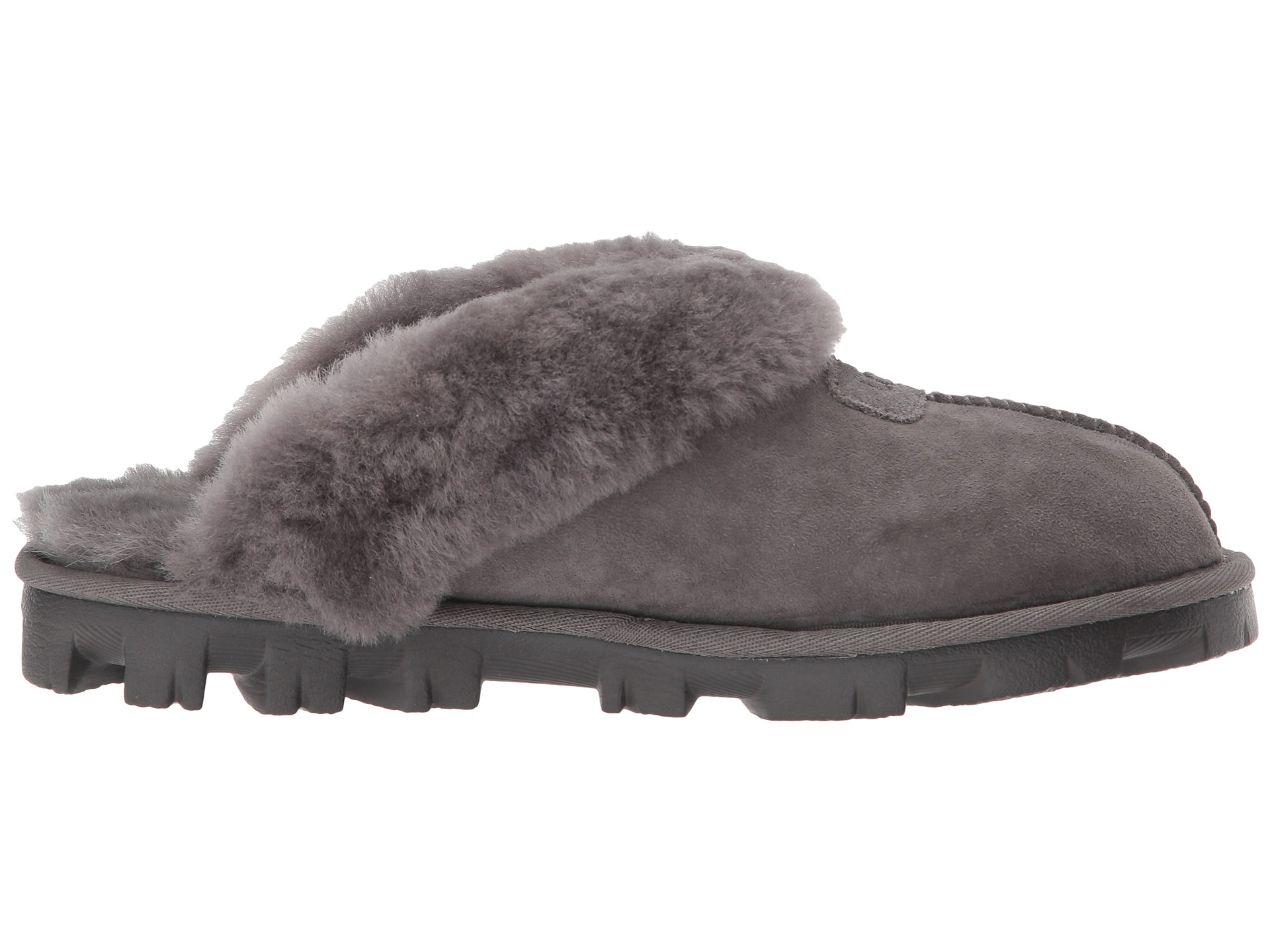 033614481 Grey Ugg Coquette Slippers - cheap watches mgc-gas.com