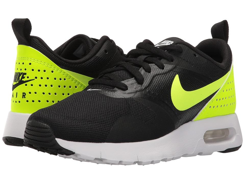 nike air max muse mens trainers 652981 sneakers shoes (us 7 white black  100  boys nike air max tavas black volt 67f86edf4