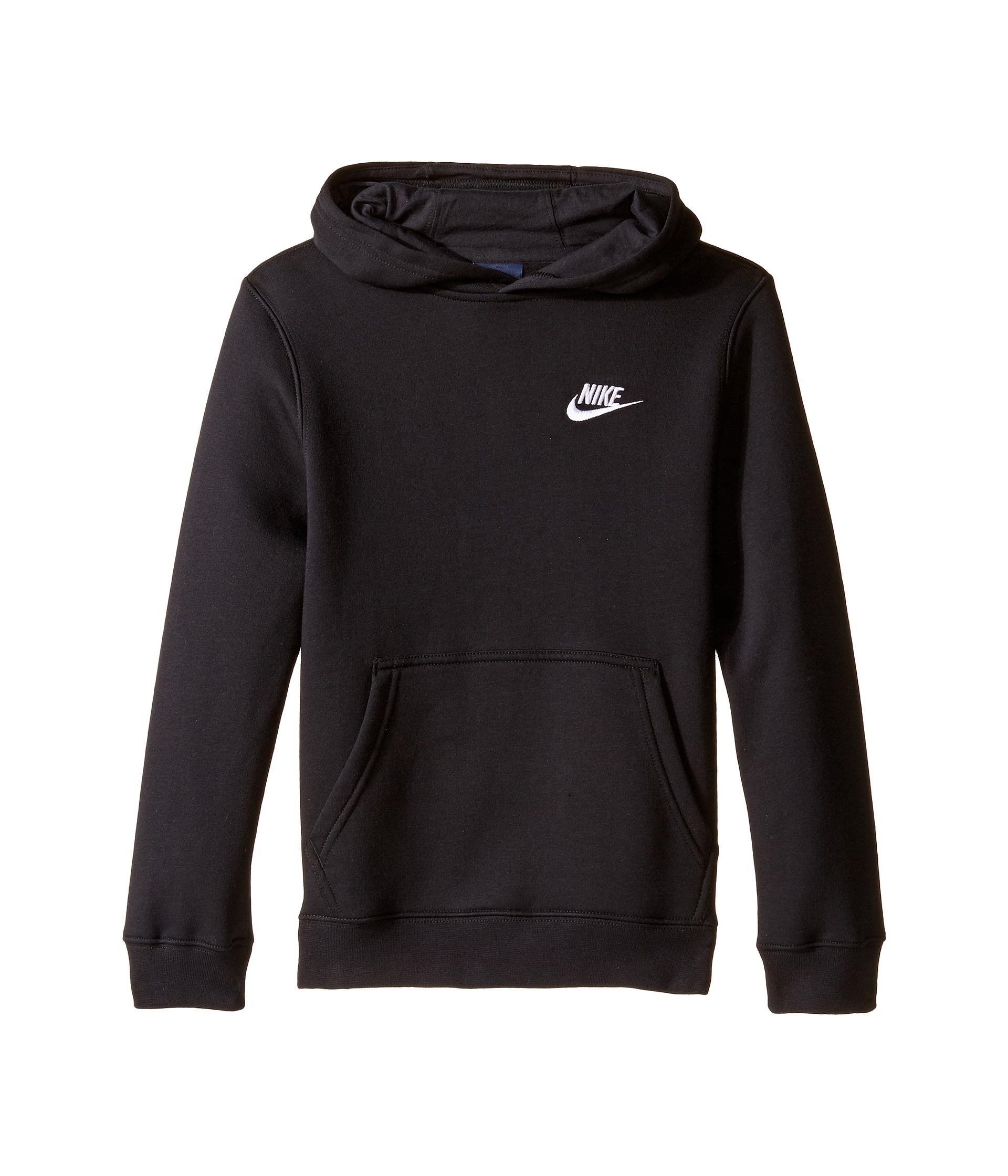 Nike Kids Sportswear Pullover Hoodie (Little Kids/Big Kids ...
