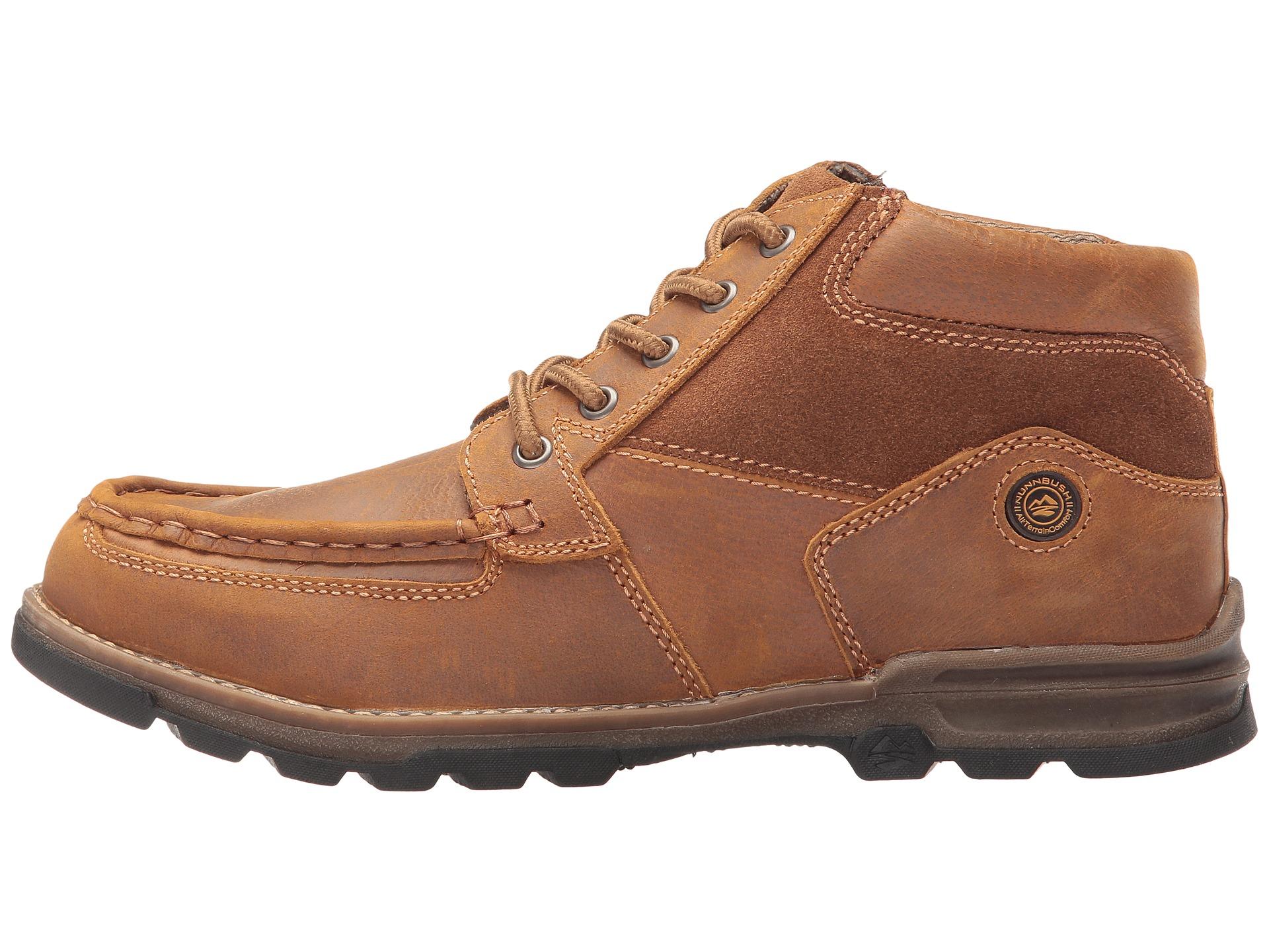 Nunn Bush Pershing Boot All Terrain Comfort At Zappos Com