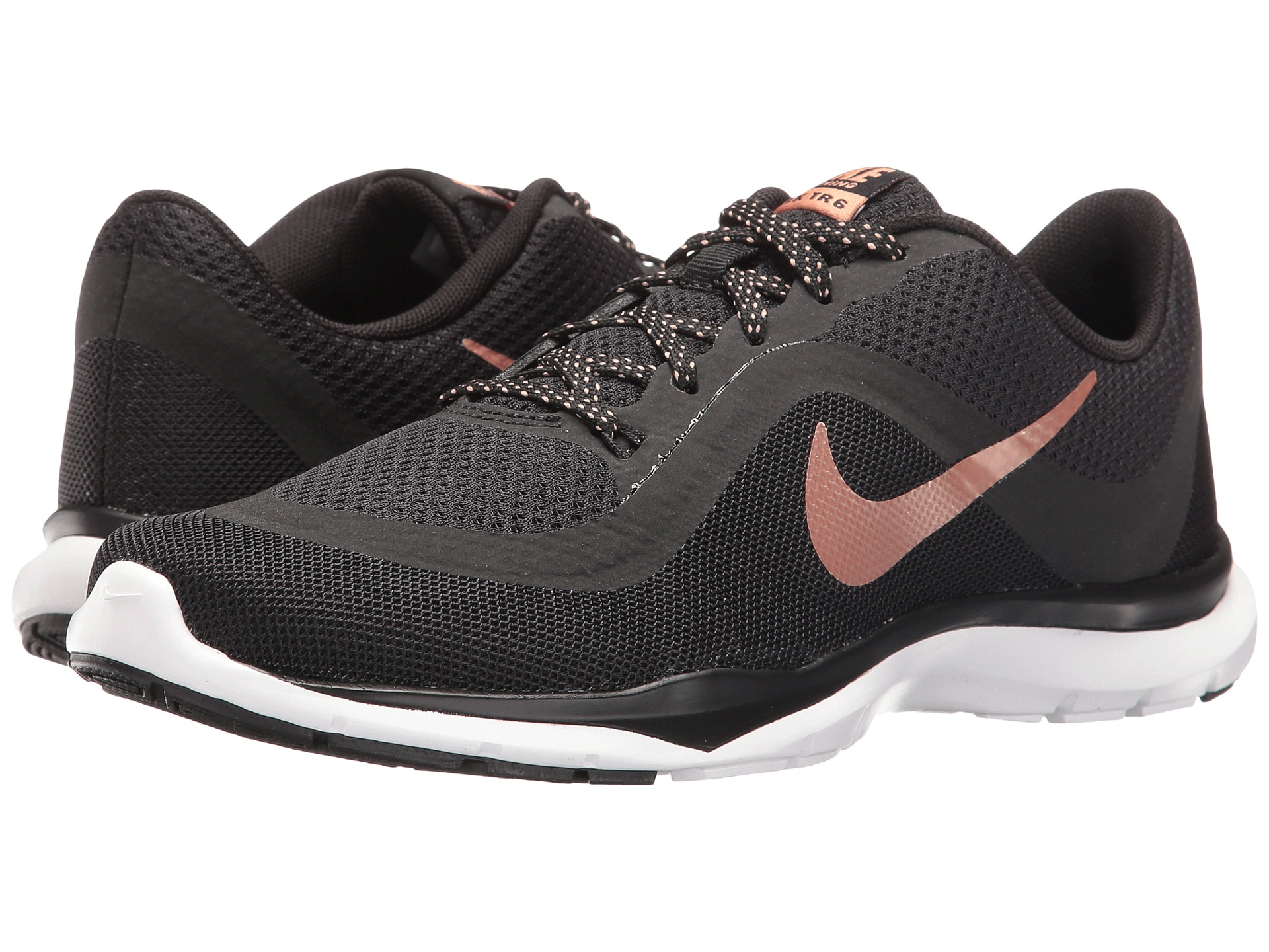 Nike Womens Shoes Rose Gold Zappos