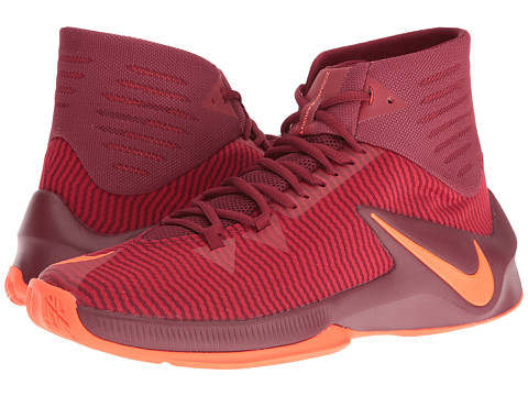 huge discount c27cf 98657 nike zoom clear out red pink