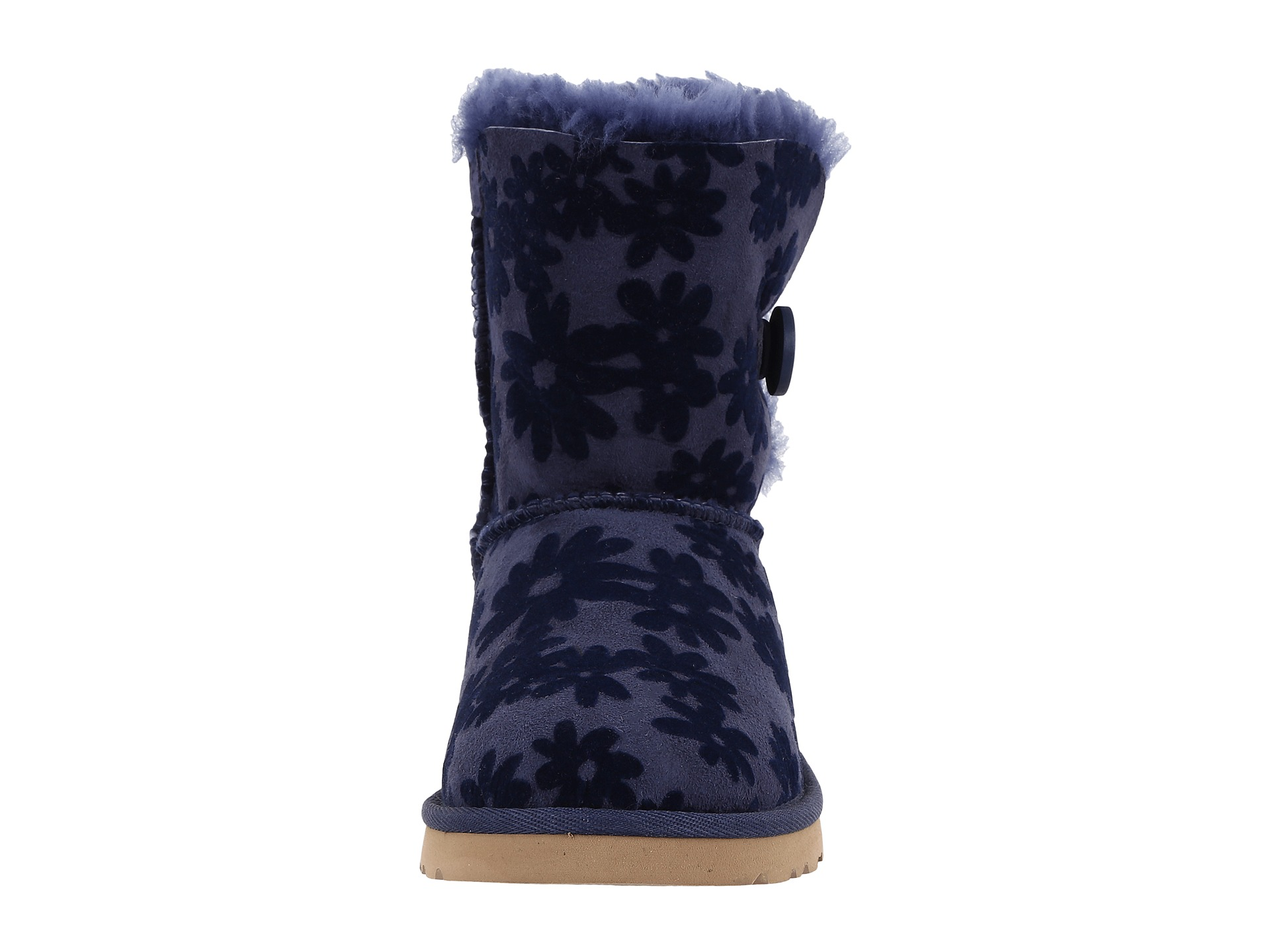Uggs Flower Power. UGG® Mini Bailey Bow II Boot for Kids ... f6f33ea8ed