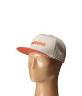 Rubber TPU Snapback Cap Converse