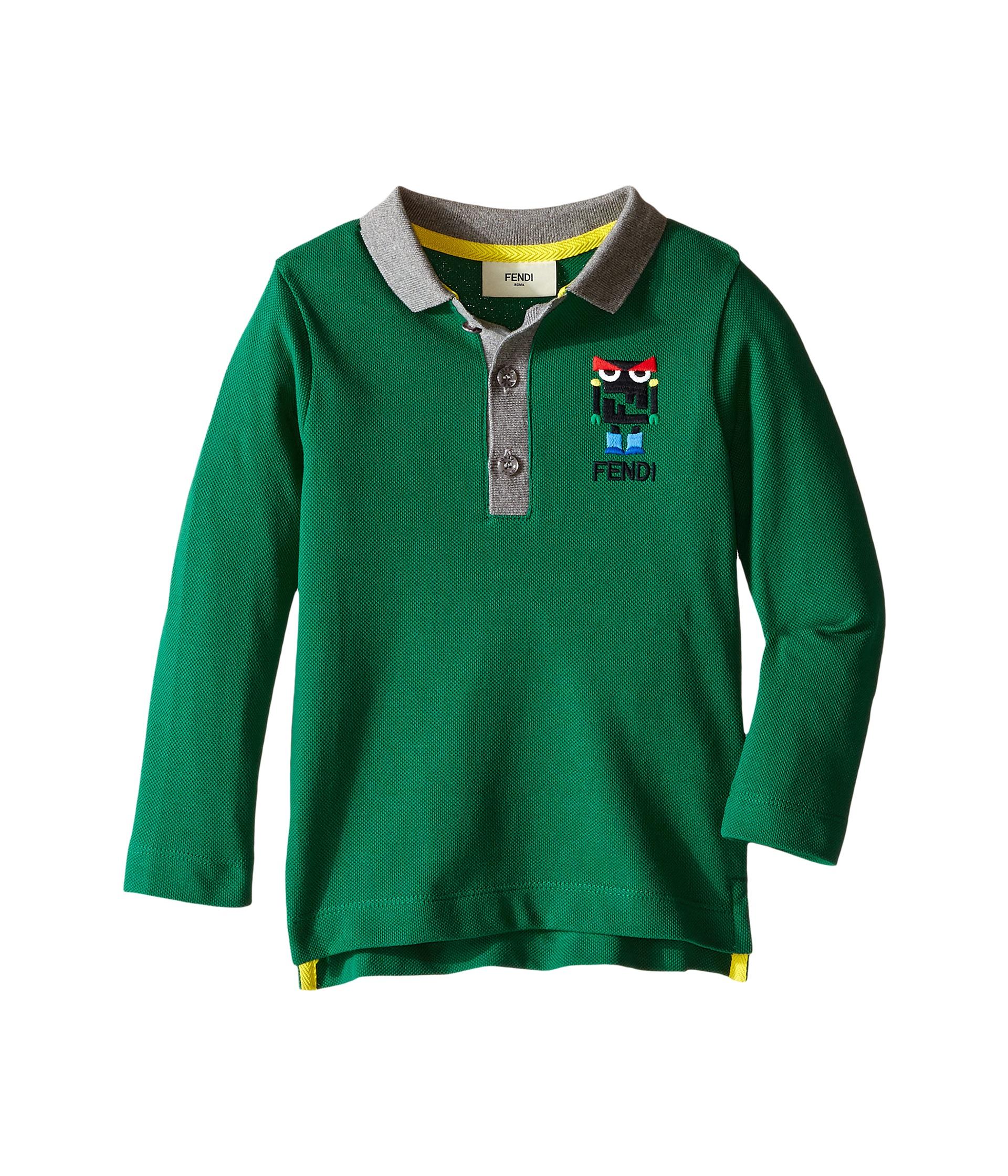 50f3dc69 Fendi Logo Polo Shirt | The Art of Mike Mignola