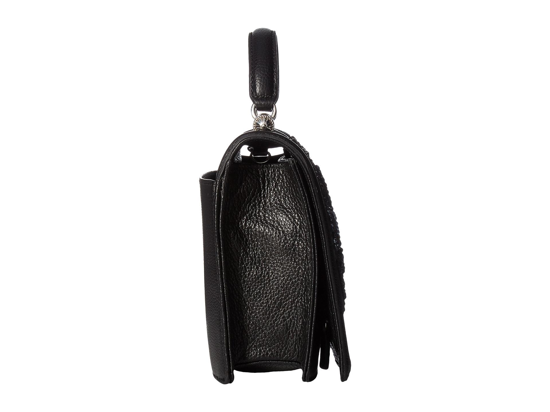 Brighton Morenta Organizer Handbag Black Zappos Com Free