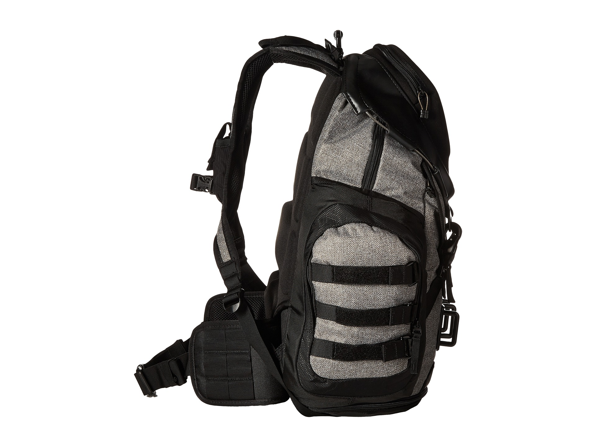 Oakley Kitchen Sink Lx Backpack Grigio Scuro Zappos Com