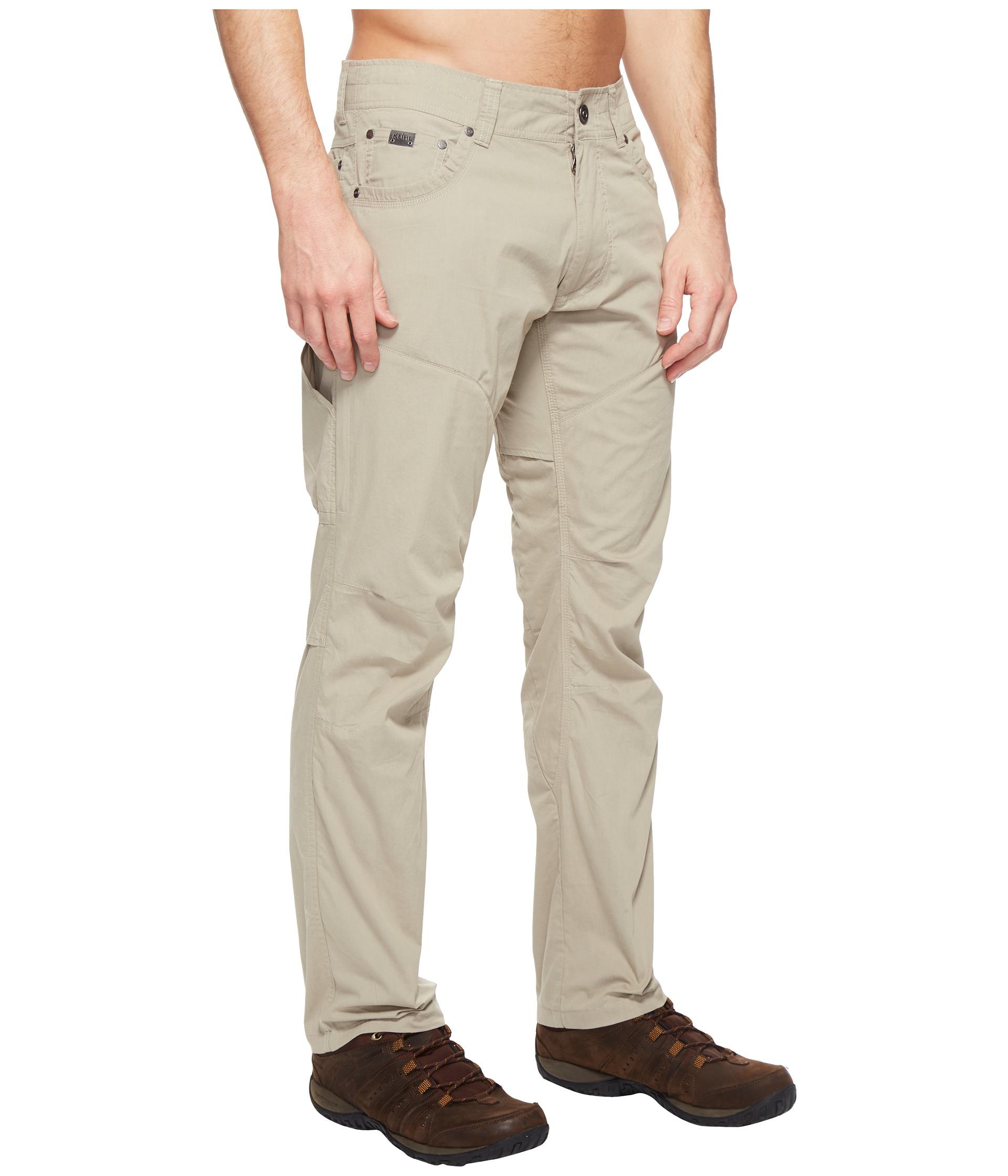 Kuhl Kontra Air Pants Light Khaki Zappos Com Free