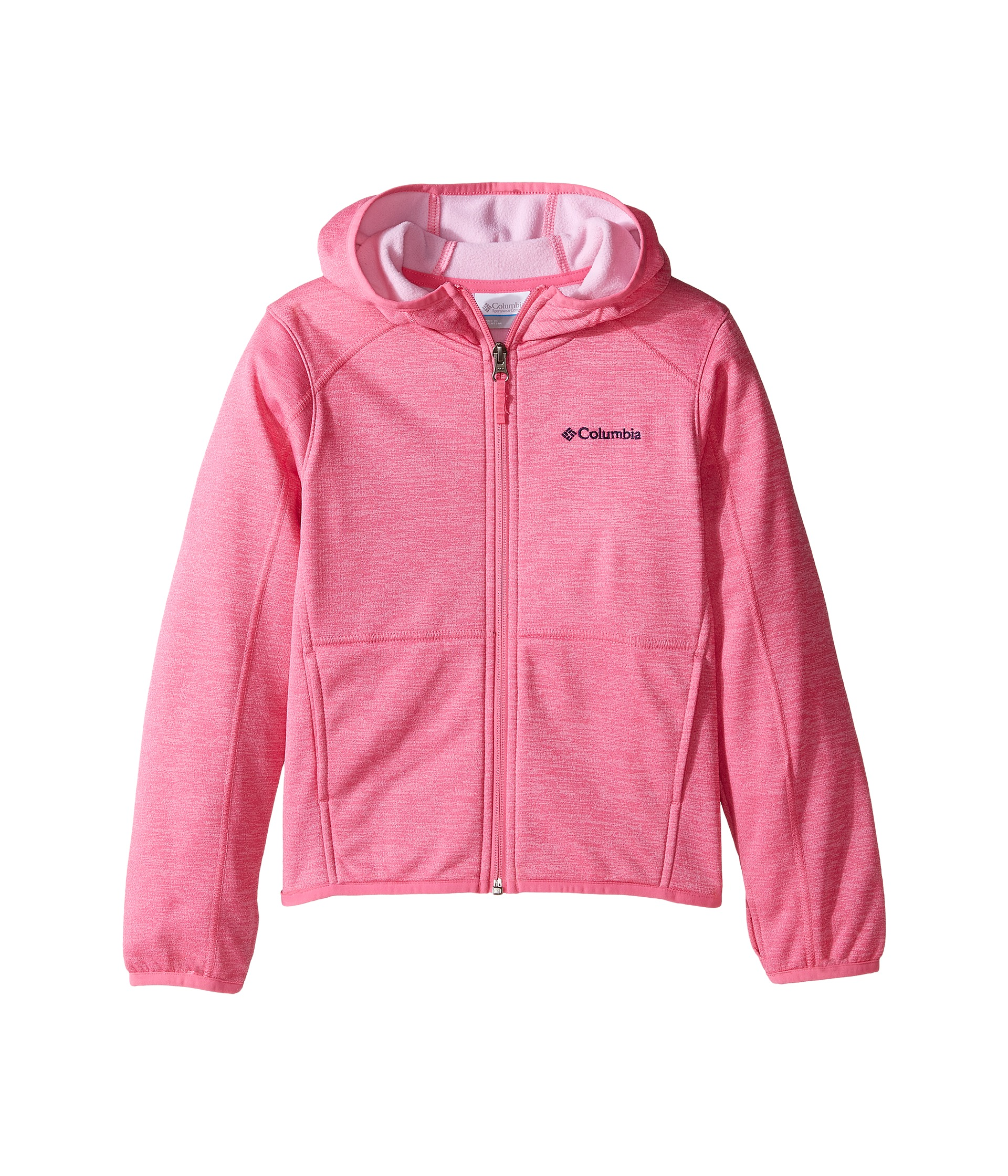 Columbia zip up hoodie