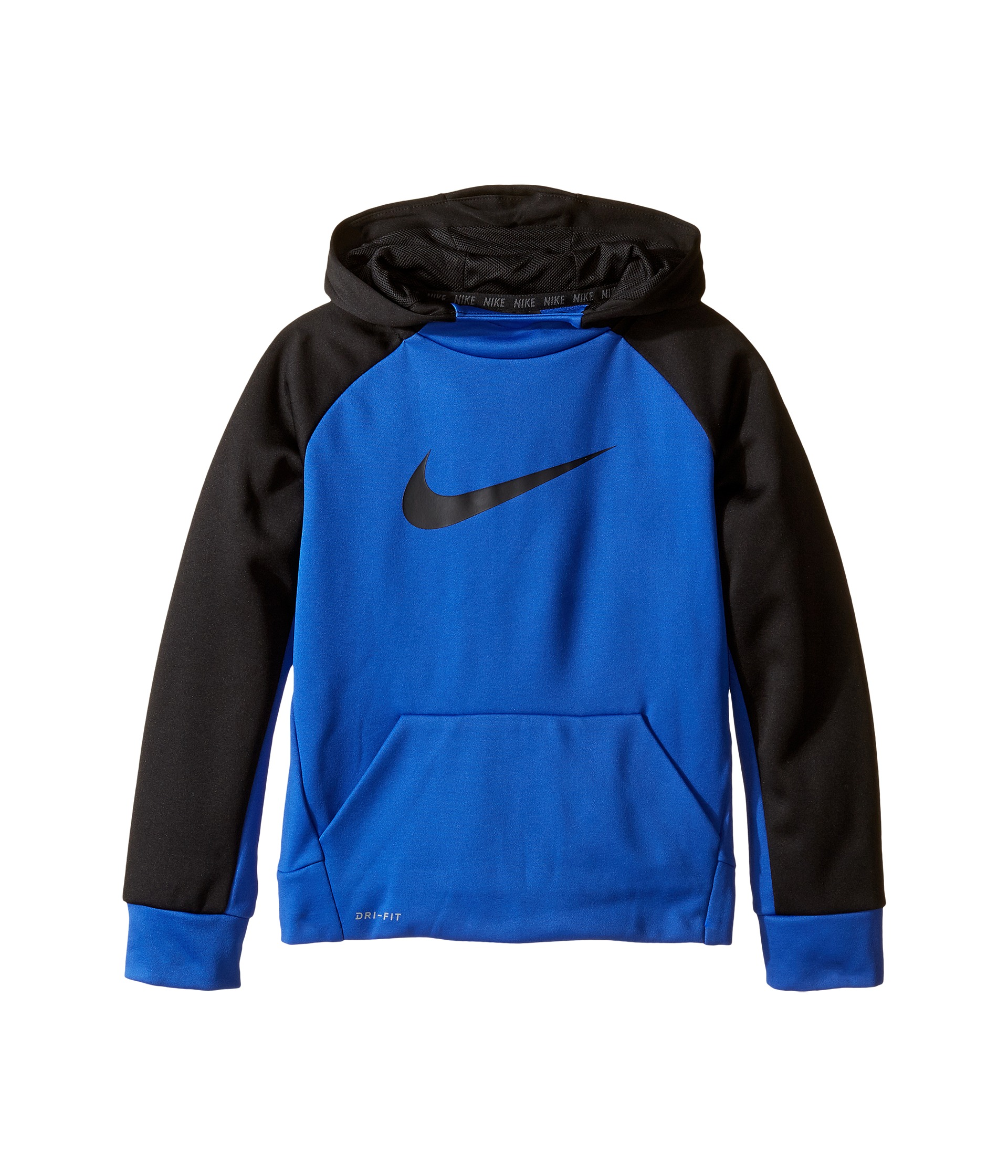 Nike Kids Therma Pullover Hoodie (Little Kids) - Zappos ...