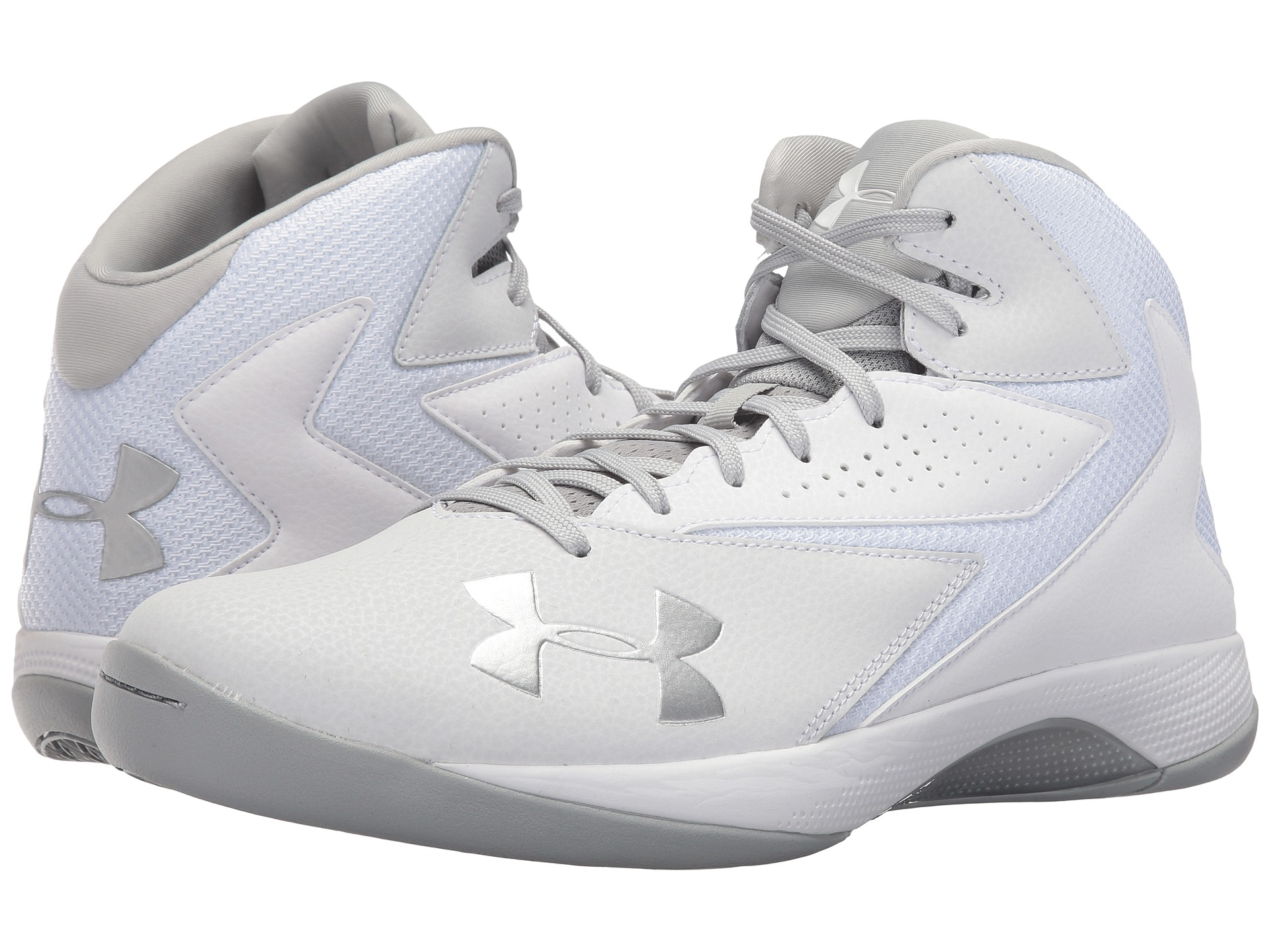 Under Armor Basketball Shoes For Kids