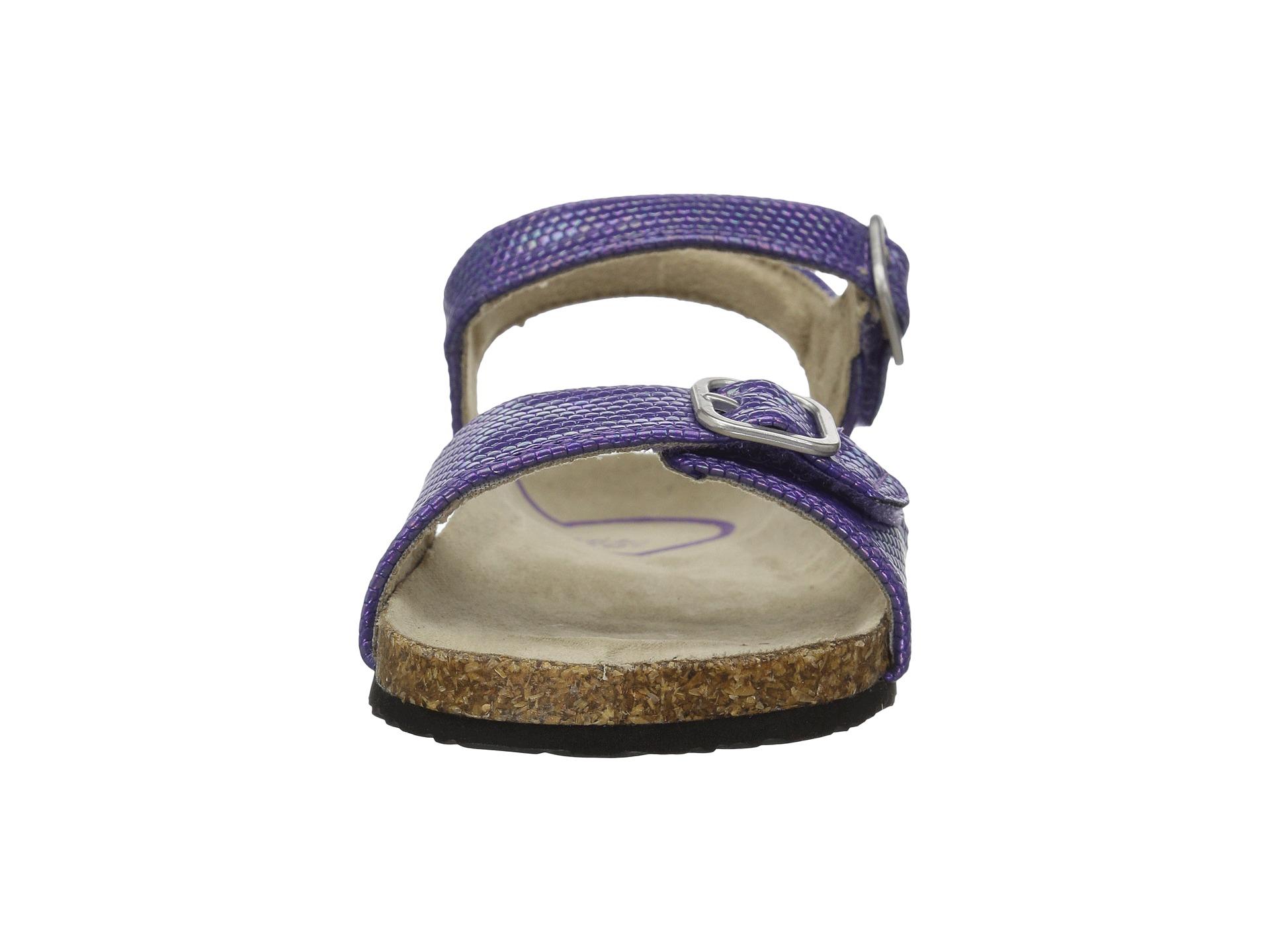 Stride Rite Zuly Toddler Little Kid Purple Zappos Com