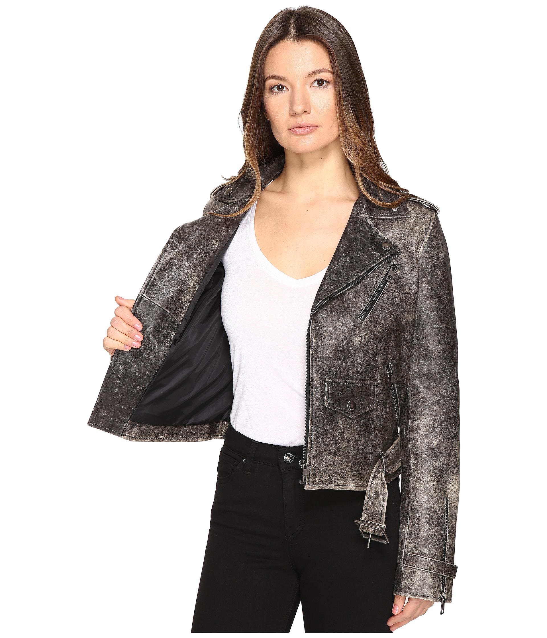 V rod leather jacket