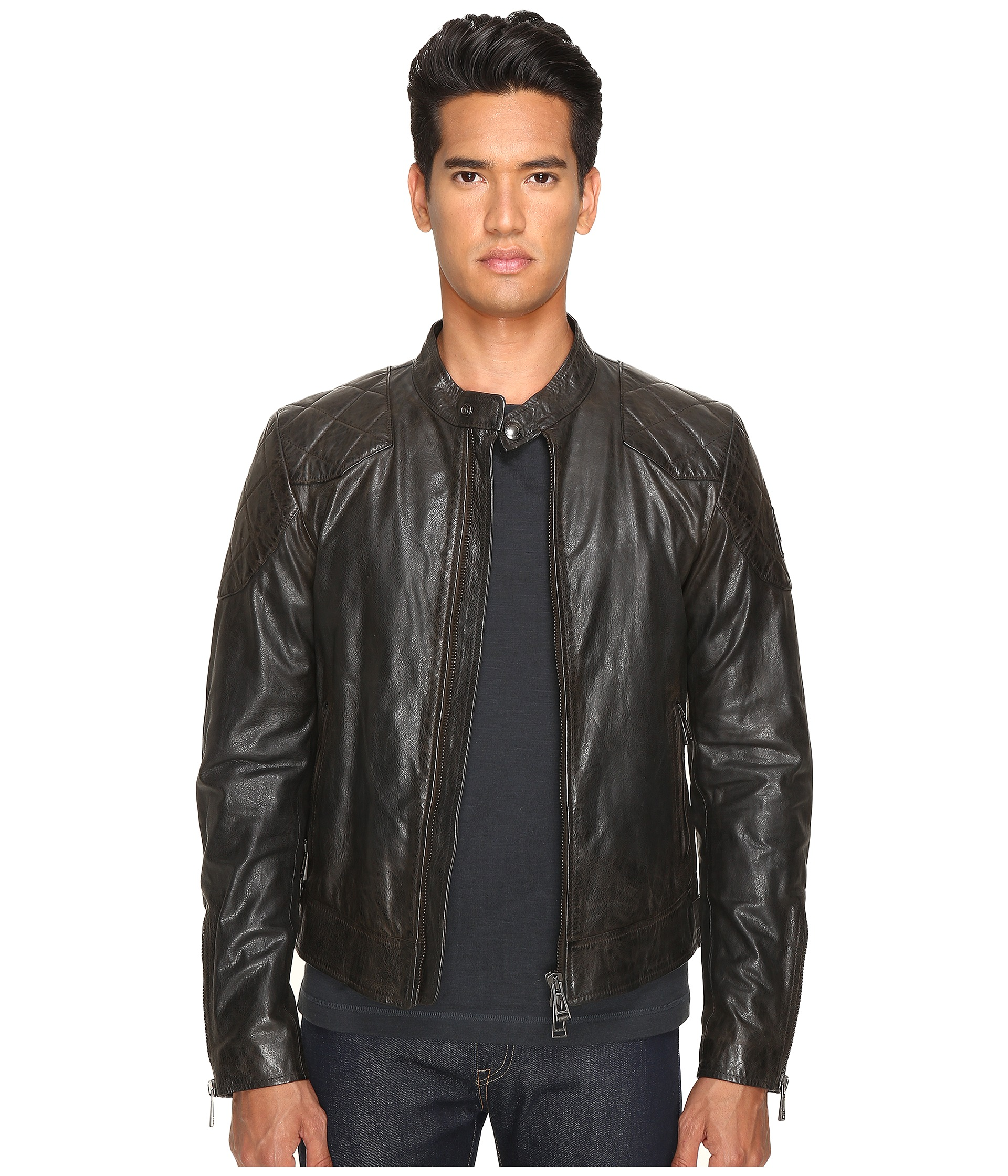 Belstaff leather jackets