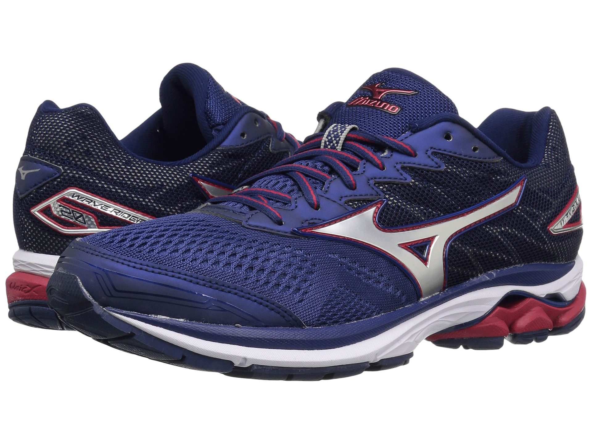 outlet store 21823 eef4d ... blue silver mens mizuno wave creation 13 yellow black ...