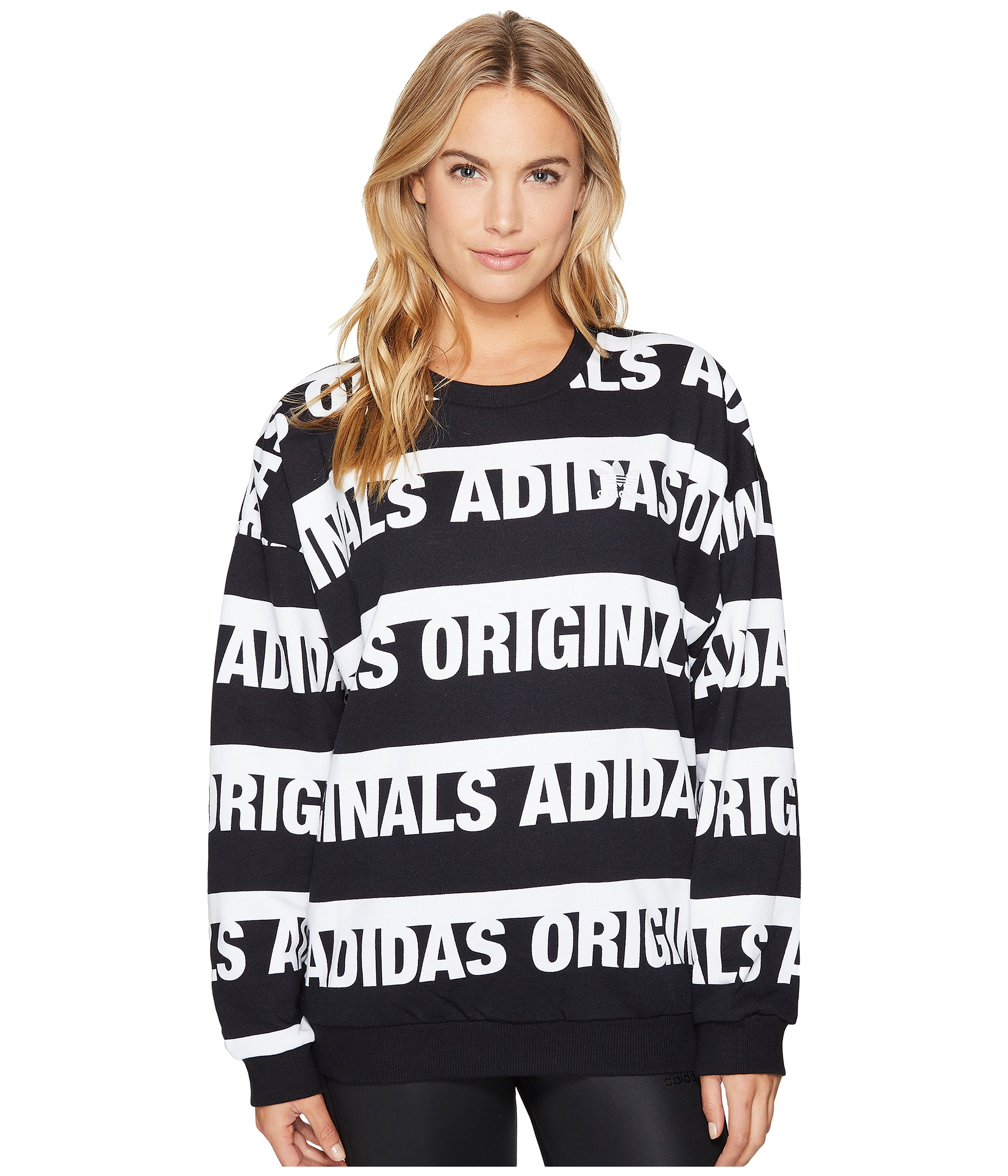 aa7d1a1a46 adidas trefoil hoodie