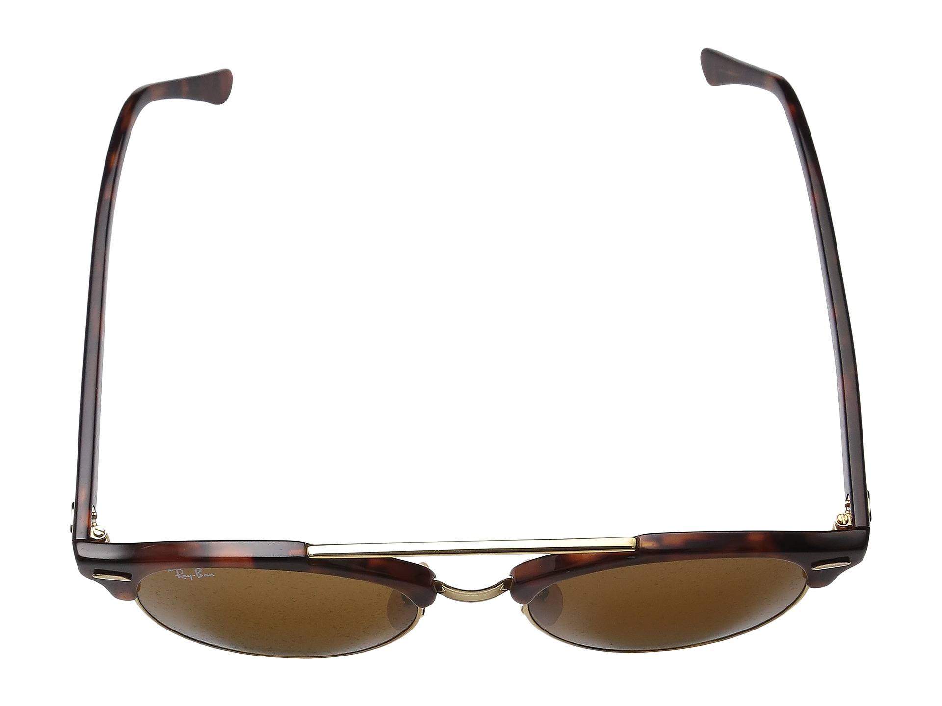9a4eb12ee5e Ray Ban Modelo Club Round Double Bridge