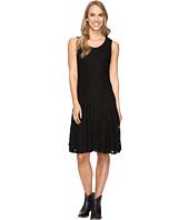 Laundry By Shelli Segal Sand Dollar Lace Dress Black