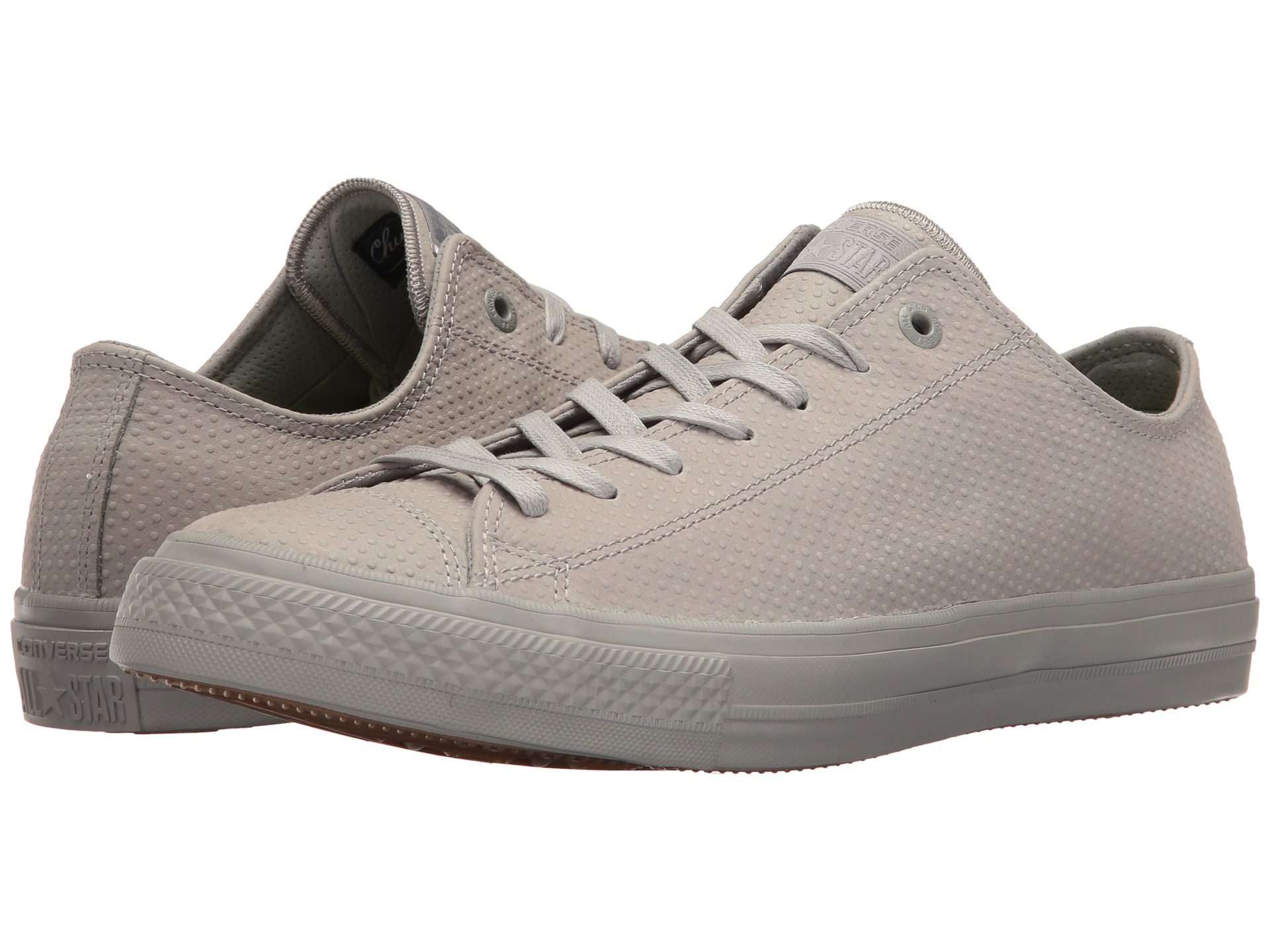 75fd31bd4dc3 85%OFF Converse Chuck Taylor  All Star  II Mono Lux Leather Ox at ...