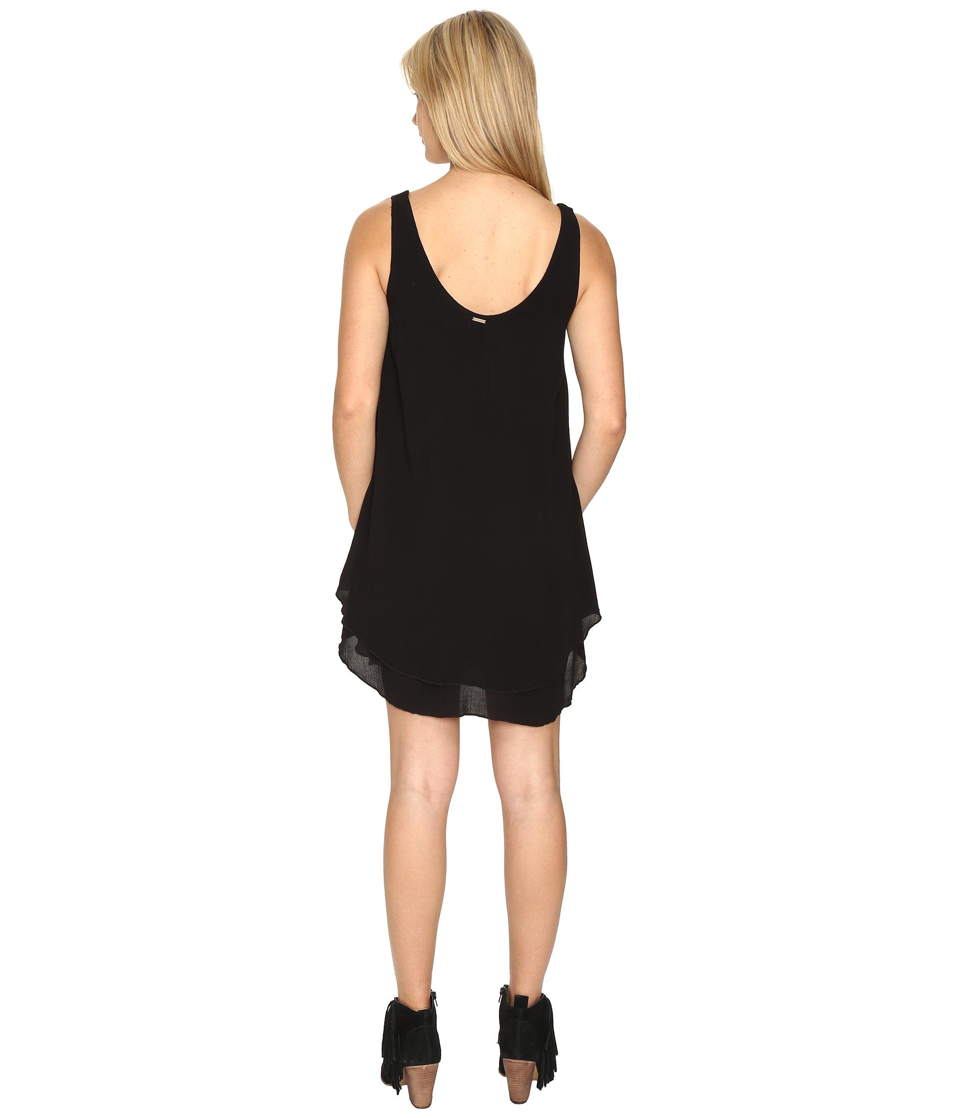 Volcom Honey Money Dress Black - Zappos.com Free Shipping ...