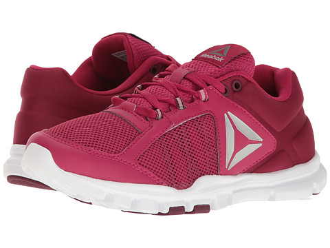 ... Shoe Pink Reebok Yourflex Trainette 9.0 MT at 6pm.com Reebok RealFlex  Train ... fd13a0ba5
