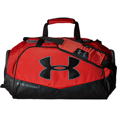 review detail Under Armour UA Stardom II Small Duffel Red Graphite White 140a6431b85f3