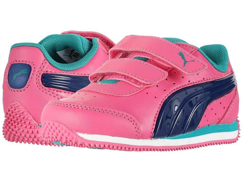 0f83914f752c  45.00 More Details · Puma Kids - Speed Light Up Power V INF (Toddler)  (Shocking Pink