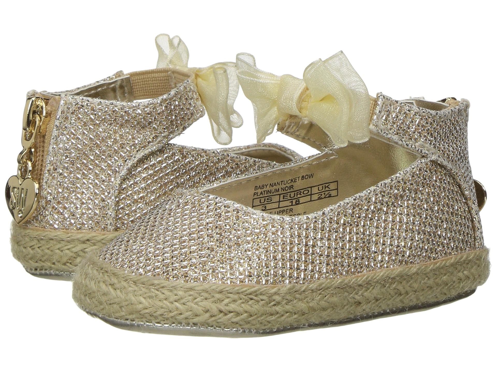 Stuart Weitzman Baby Nantucket Shoes