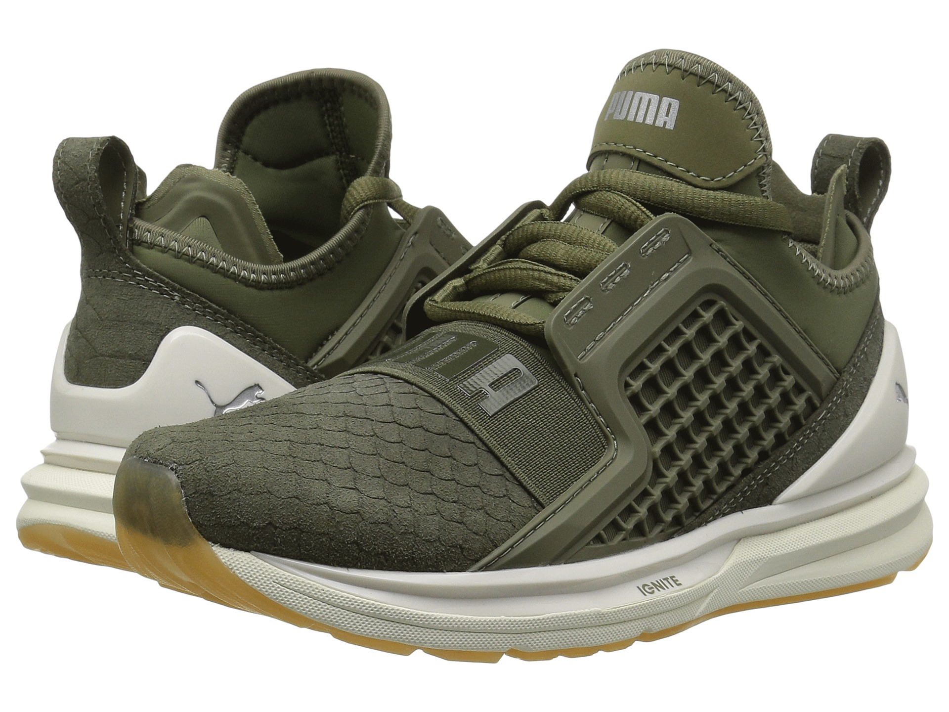 dcb36c7d20a45a well-wreapped PUMA Ignite Limitless Reptile at ...