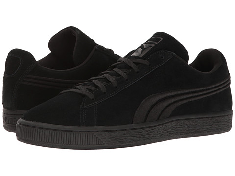 the latest 5afd2 98099 puma suede classic all black