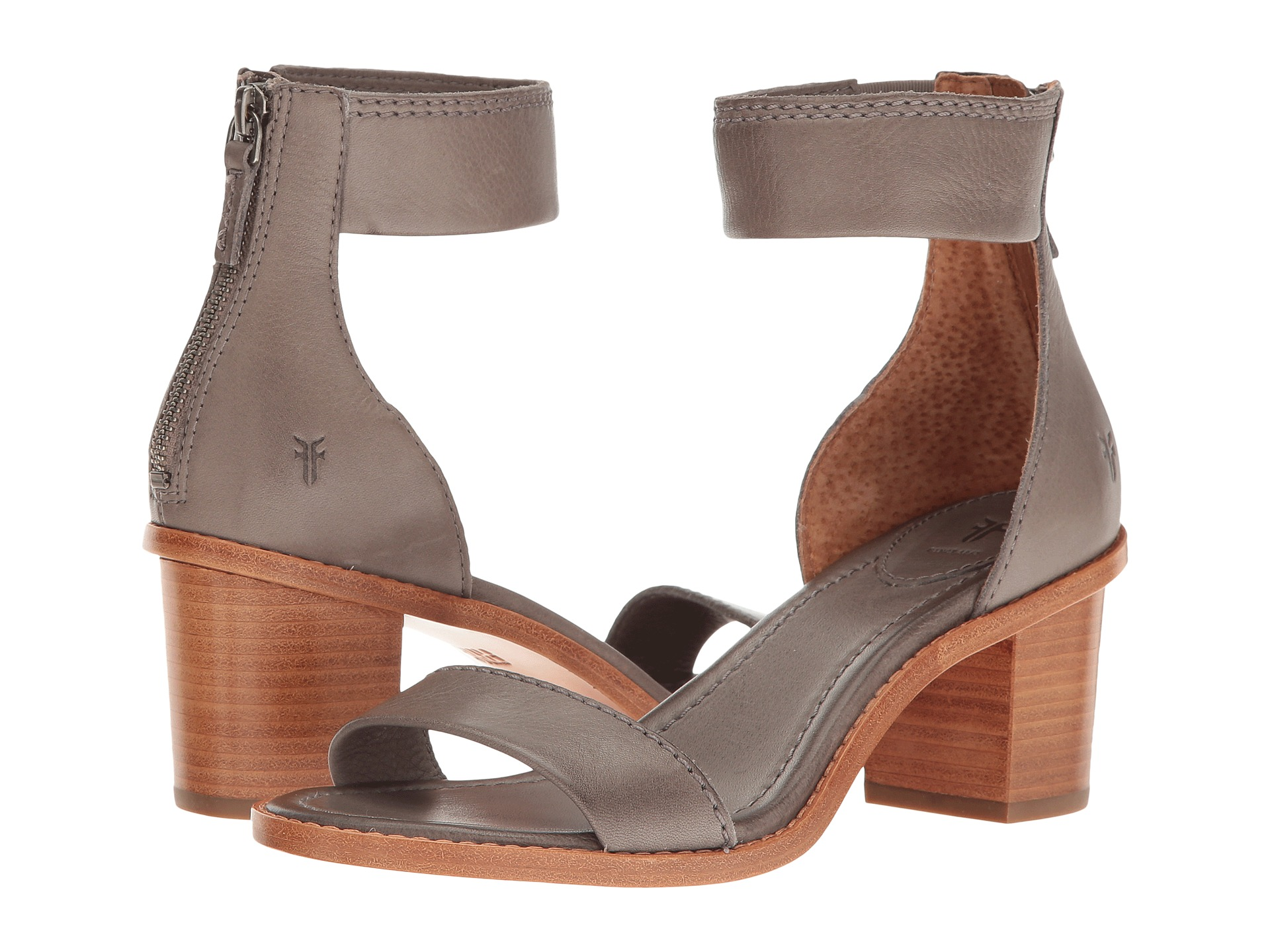Frye Brielle Back Zip At Zappos Com