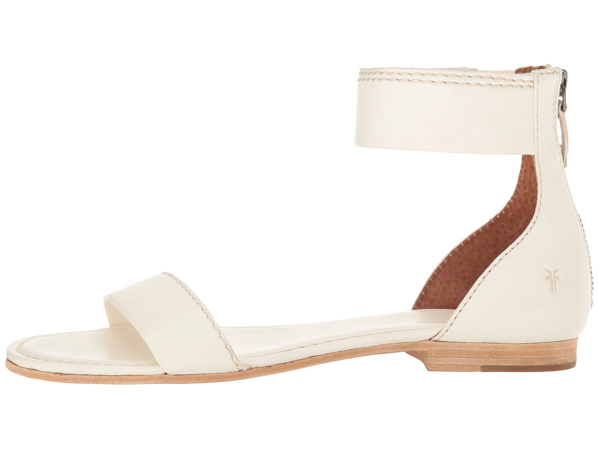 Frye Carson Ankle Zip At Zappos Com