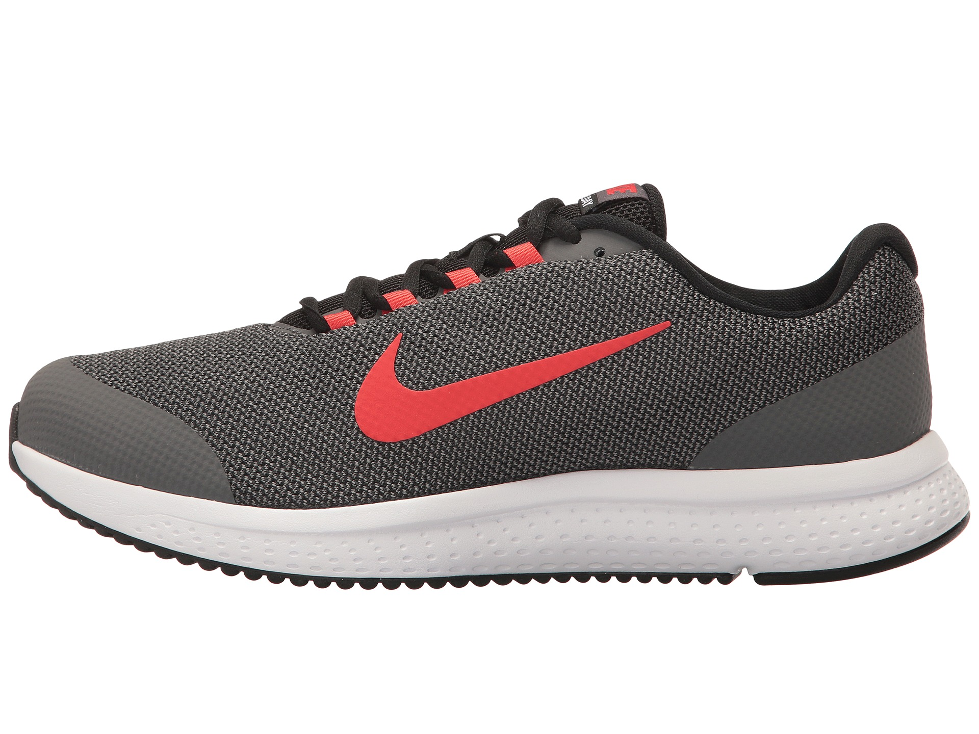 Girls Black Nike Shoes With Arch Support Size