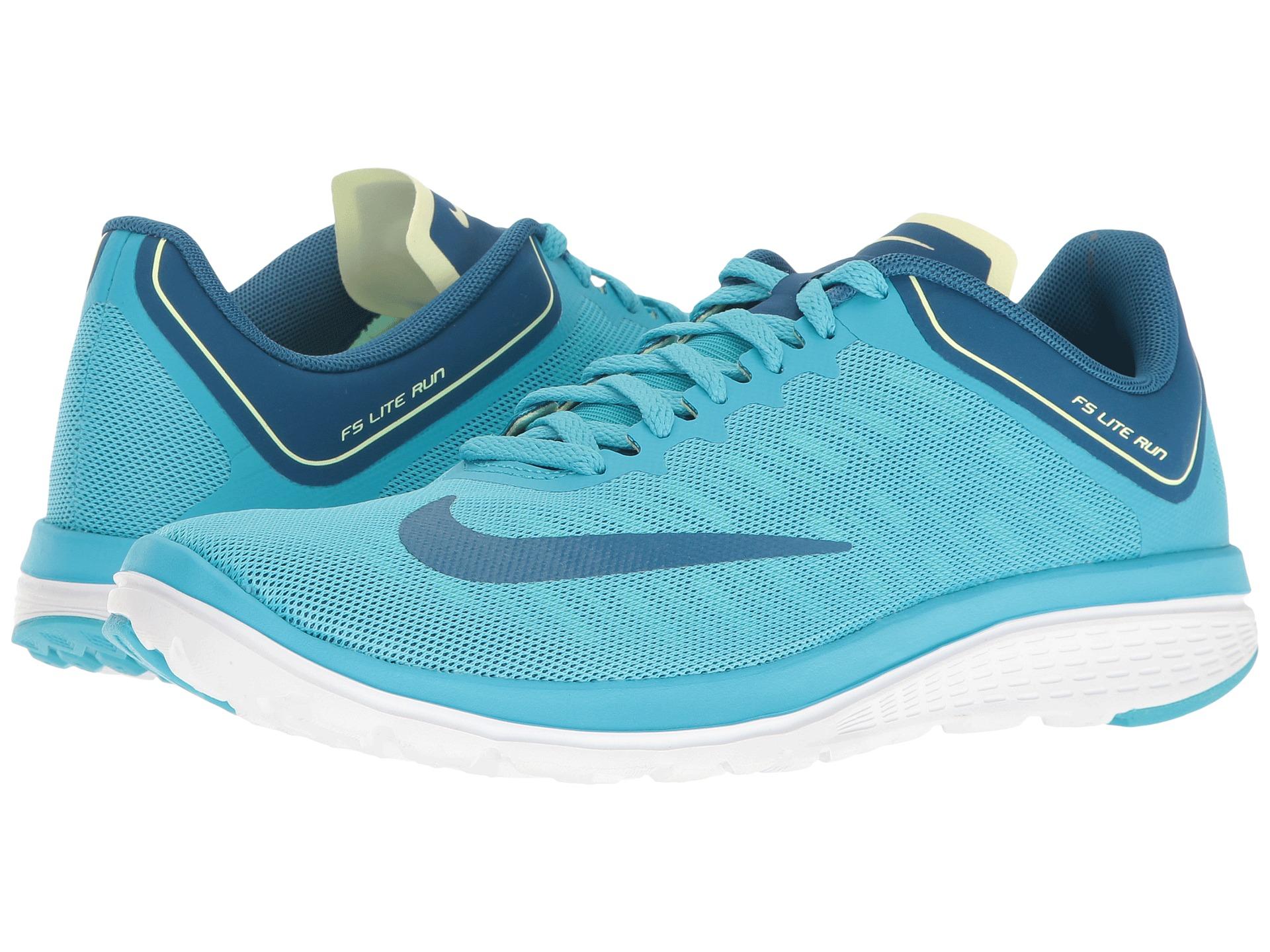 Nike Fs Lite Run 3 Premium Black Fierce Purple Clear Jade White