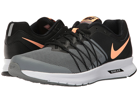 Nike Air Relentless 6 Black/Sunset Glow/Cool Grey/White