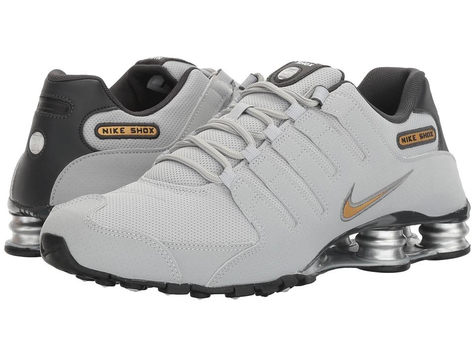 1d4ecc3add59 884726957011 UPC - Nike Men s Shox Nz Grey Running Shoes